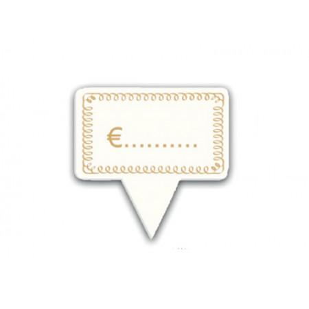 Πινακίδα PS Καρφί Σπιράλ 10x6εκ