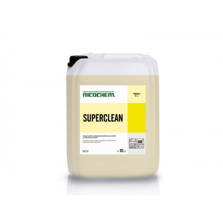 SUPERCLEAN - Απορρυπαντικό Για Τα Λίπη