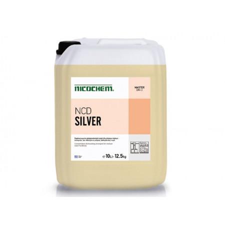 NCD SILVER - Απορρυπαντικό Πλυντηρίου