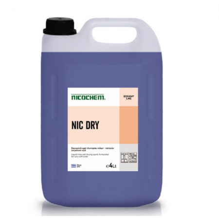 NIC DRY - Στεγνωτικό Πλυντηρίου Πιάτων - Ποτηριών