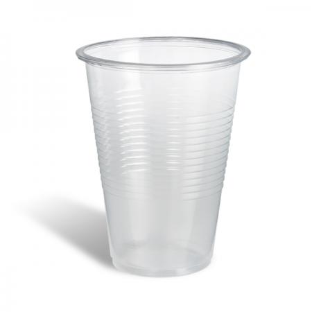 Πλαστικό Ποτήρι Διάφανο Νερού ECO 240cc 50τεμ