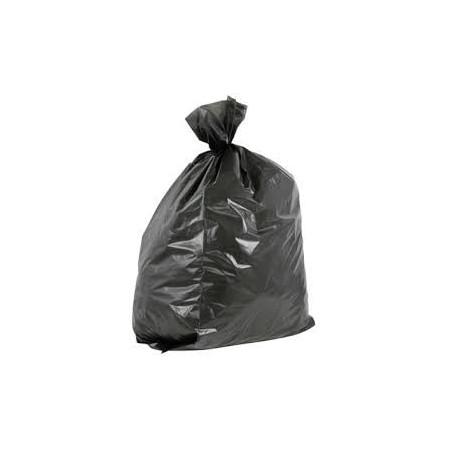 Σακούλες Απορριμμάτων 65x85cm 1kg Μεγάλης Αντοχής Μαύρες