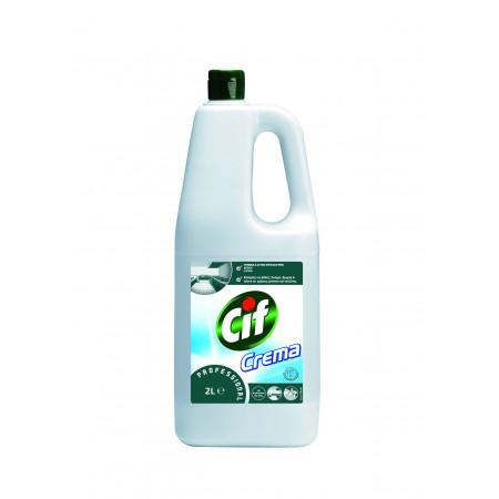 Cif Professional Cream - Πολυκαθαριστική Κρέμα Καθαρισμού Για Κουζίνα & Μπάνιο