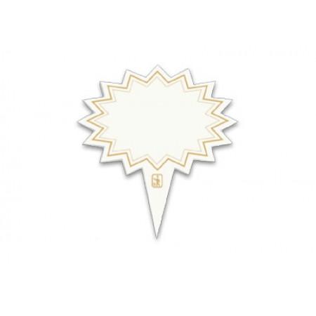 Πινακίδα PS Καρφί Αστραπή 10x6.5εκ