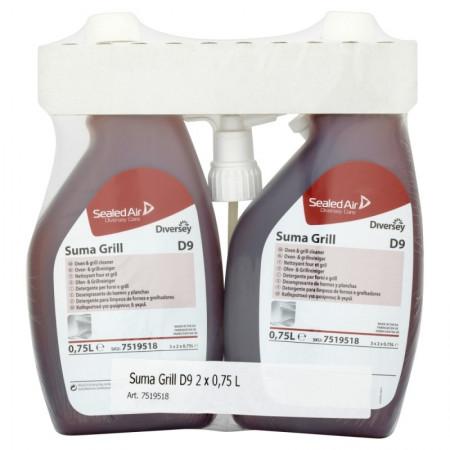 Suma Grill 750ml - Καθαριστικό Για Φούρνους & Γρκίλ
