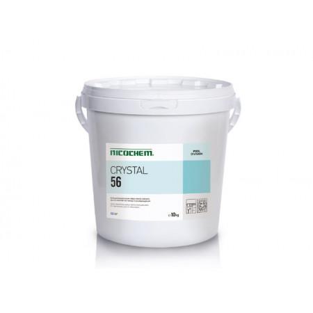 CRYSTAL 56 - Χλωρίωση & Εκκίνηση Πισίνας