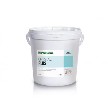 CRYSTAL PLUS - Αύξηση του pH της Πισίνας