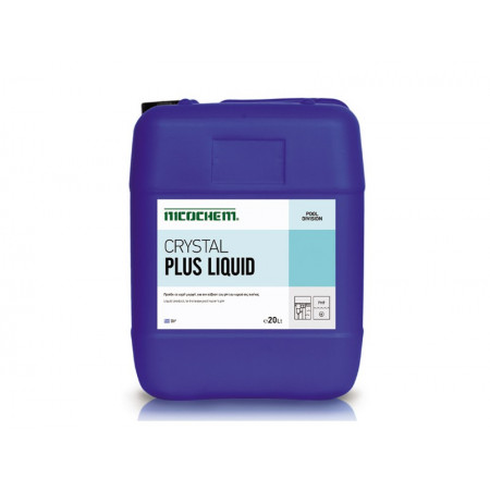 CRYSTAL PLUS LIQUID - Αύξηση του pH της Πισίνας σε Υγρή Μορφή