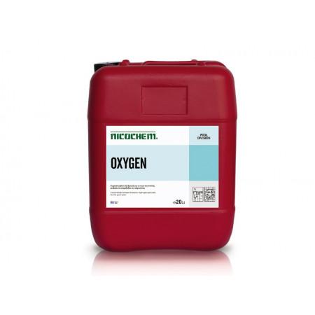 OXYGEN - Συμπυκνωμένο Οξειδωτικό Πισίνας