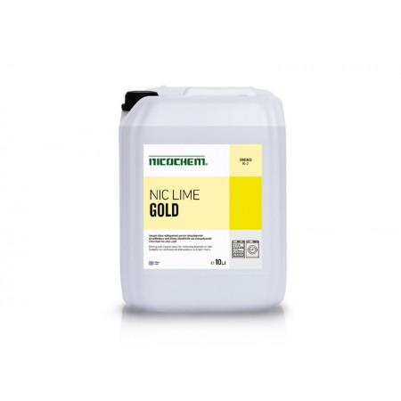 NIC LIME GOLD - Συμπυκνωμένο Αφαιρετικό Αλάτων