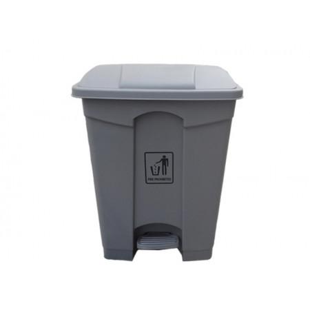 Κάδος Πλαστικός 90L - Με Πλαστικό Πεντάλ
