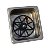 The Rinser - Pitcher Rinser Χωνευτή Συσκευή Ξεπλύματος Γαλατιέρας/Bonston