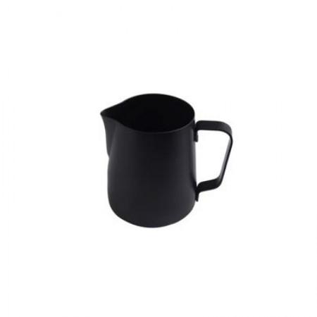 Γαλατιέρα - Αφρογαλιέρα σε Μαύρο Χρώμα Ιταλίας 80cl