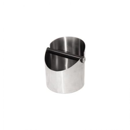 Δοχείο Χτυπήματος Κλείστρου Καφετιέρας 14x15.5hcm INOX