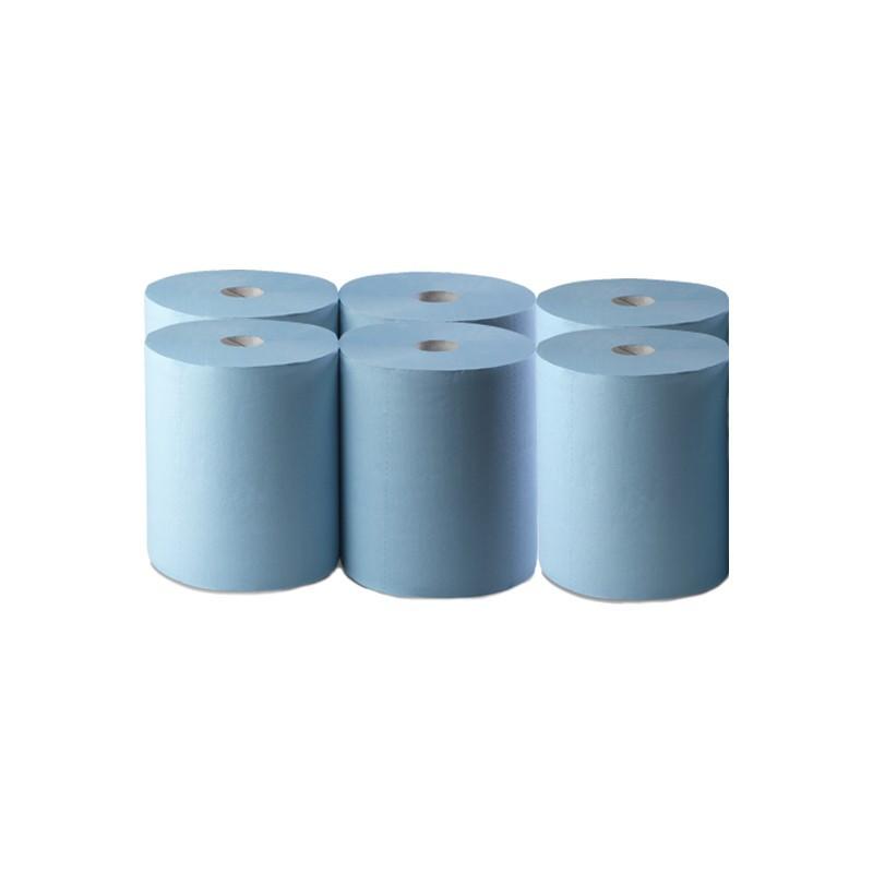 Χειροπετσέτα Μπλε για Συσκευή Autocut 90 μέτρα
