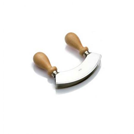 Μαχαίρι Με Δύο Ξύλινες Λαβές Και Δύο Λάμες 14,5cm