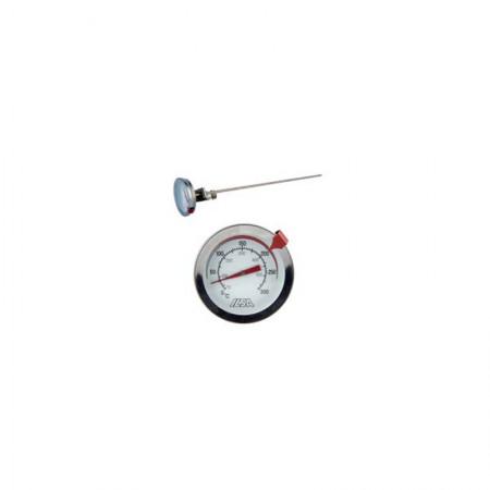 Θερμόμετρο Κουζίνας 30cm Για Τηγανητά Και Ψητά Φαγητά 0°C Έως +300°C