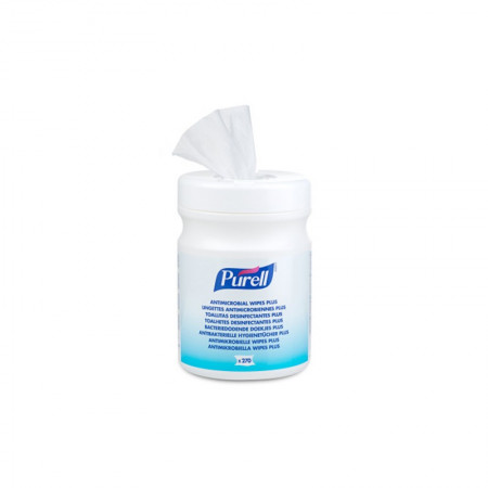 Purell Αντιμικροβιακά Πανάκια 270τεμ.