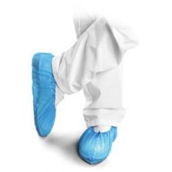 Ποδονάρια Πλαστικά Μπλε 100τεμ.
