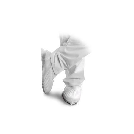 Ποδονάρια Πλαστικά Λευκά 100τεμ.