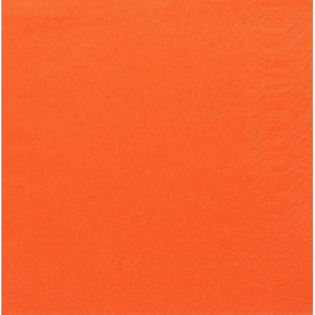 Χαρτοπετσέτα Πολυτελείας Πορτοκαλί