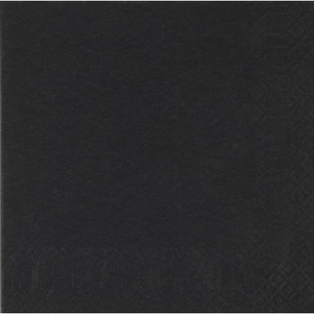 Χαρτοπετσέτα Πολυτελείας Μαύρη