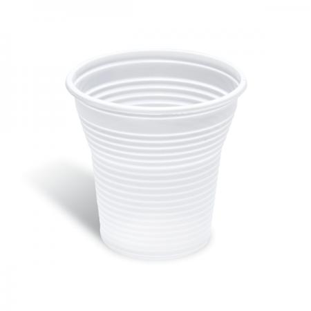 Ποτήρι Λευκό Ελληνικού Καφέ 130cc - 50 τεμ