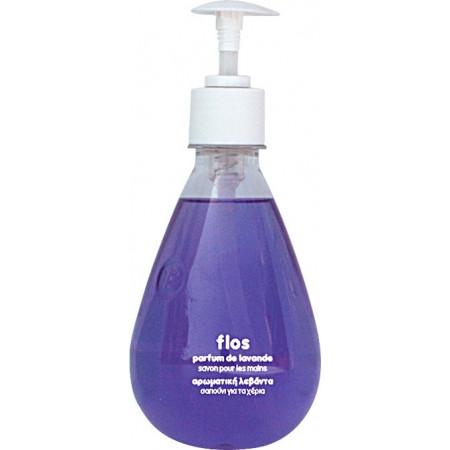 "Flos Σαπούνι Για Τα Χέρια ""Αρωματική Λεβάντα"" 330ml"