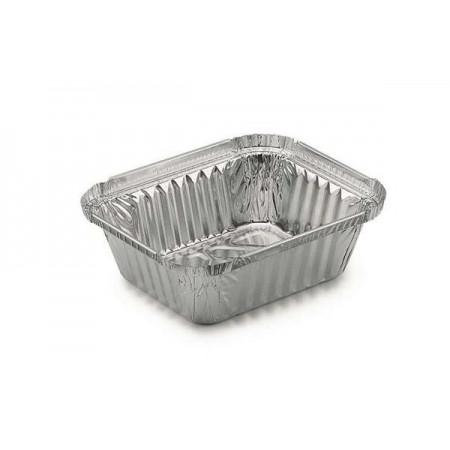 Σκεύος Αλουμινίου R28L Μικρό Μερίδας Φαγητού 100τεμ